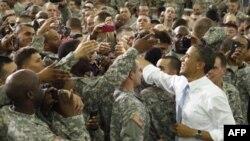 Pres. Obama përgëzon ekipet speciale për operacionin kundër bin Ladenit