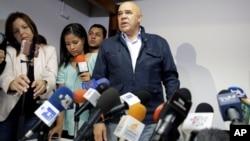 Jesus Torrealba indicó que no cree que el próximo 13 de enero haya una interlocución directa entre gobierno y oposición.