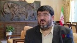 伊朗支持卡塔尔人,指责美国制造中东紧张