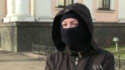 Uprising Opens New Doors for Ukrainian Women