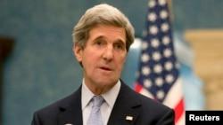 Menteri Luar Negeri Amerika John Kerry (Foto: dok).