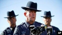 La oficina del alguacio del condado de Harford piden la ayuda del público en general para lograr la captura del sospechoso.