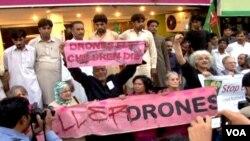 کوڈ پنک نامی تنظیم کا اسلام آباد میں مظاہرہ