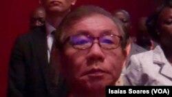 Kuniaki Ito, embaixador do Japão em Angola,