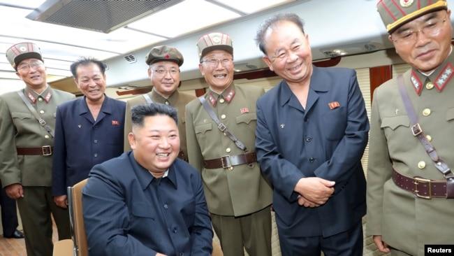 韩国说美国正在积极说服朝鲜重回谈判桌