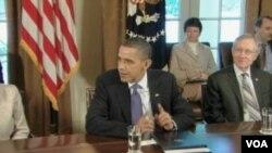 SAD: Obama na pola puta prvog mandata