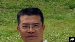 Chinese dissident Chen Xi is seen in this undated handout photo released by his family on December 26, 2011. A court in China sentenced on Monday a veteran dissident, Chen Xi, to 10 years in jail for subversion, his wife said, one of the heaviest sentence