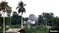 Центр электронной разведки в Лурдесе