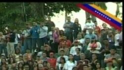 Aumenta la tensión en Venezuela