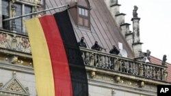 德国人庆祝统一