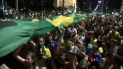 巴西數城市爆發示威 要求徹查貪腐醜聞