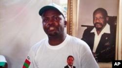 Secretário provincial da Unita do Kwanza-Norte, Francisco Hebo