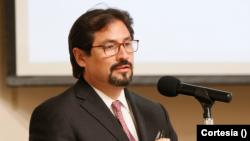 El empresario Luis Rivas fue arrestado en Nicaragua bajo una causa política el 15 de junio de 2021. Foto cortesía.
