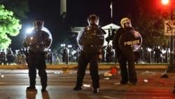 Napetosti između demonstranata i policije nadomak Bele kuće