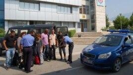 Shtohet trafiku i emigrantëve të huaj në Shqipëri