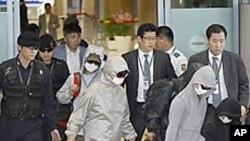 서울에 도착한 탈북 난민 (자료사진)