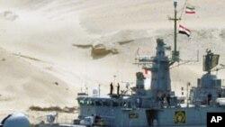 کشتی قوای بحری ایران وارد بحیره مدیترانه شد