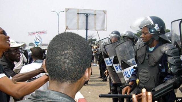Most violence committed by security forces takes place in eastern parts of the Democratic Republic of Congo, but there has also been political repression in recent years in the capital Kinshasa.
