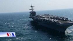 Tàu sân bay Mỹ sắp ghé thăm Đà Nẵng