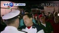 VOA60 Thế Giới 25/12/2012