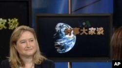 新美国基金会高级研究员麦康瑞女士