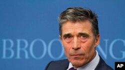 د ناټو عمومي منشي اندرس فو راسموسن ویلي ، افغانان باید پر خپلو ځواکونو وویاړي