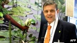 Президент Міжнародної федерації розвитку органічного сільського господарства Андре Леу