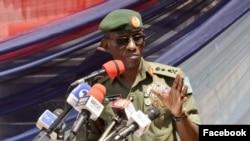Janar Lucky Irabor (Facebook/Nigeria Defense)