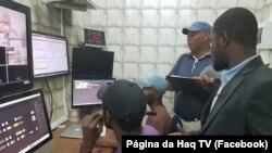 Jornalistas da Haq TV, Moçambique
