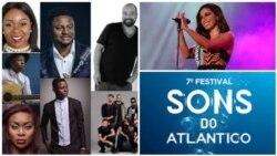 Sons do Atlântico: Show na Baía de Luanda juntou energia angolana à moçambicana e à brasileira
