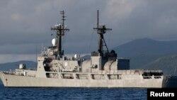 Hình minh họa - Tàu hải quân Philippines BRP Ramon Alcaraz (PF 16).