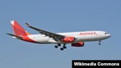 La aerolínea Avianca canceló los vuelos programados para hoy con destino y origen en Caracas, así como un vuelo programado de Bogotá a Barbados, en el Caribe.