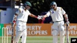پاکستان نے دوسرا ٹیسٹ میچ 9 وکٹوں سے جیت لیا