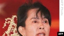 Bà Augn San Suu Kye