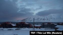 Місто на одному з островів архіпелагу Свальбард (Шпіцберген). Свальбард стане центром навчань НАТО наприкінці жовтня