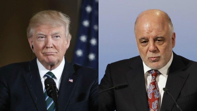 Трамп и Абади обсудят борьбу с «Исламским государством» в Ираке