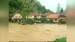 Srbija pod vodom, vanredno stanje zbog poplava