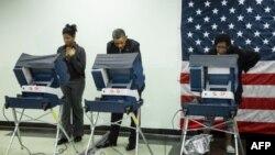 رئیس جمهور باراک اوباما یک هفته پیش رای داد