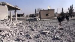 Kobani Residents Return to Widespread Devastation