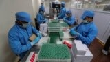 FILE - Employees pack boxes containing vials of Covishield, a version of the AstraZeneca vaccine at the Serum Institute of India in Pune, India, Jan. 21, 2021.