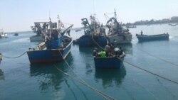 Namibe:Trabalhadores querem sair do sindicato - 2:31