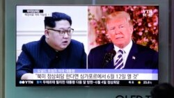 Trump နဲ႔ Kim ထိပ္သီးညီလာခံ က်င္းပႏုိင္ေရး ကန္ အဓိကထား ႀကိဳးပမ္း