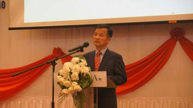 တောင်ကိုရီးယားနိုင်ငံရေး အရှုပ်တော်ပုံ မြန်မာ့အရေးပါဝင်