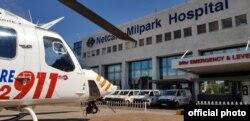 მაისაშვილის გადასარჩენად იოჰანესბურგის Milpark Hospitals-ის ექიმები იბრძვიან
