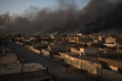 Mosul တိုက္ပဲြ အရပ္သားတသန္းေက်ာ္ရဲ႕ အသက္အႏၱရာယ္ စိုးရိမ္ဖြယ္ရိွ
