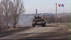 11 binh sĩ Ukraine thiệt mạng bất chấp thoả thuận ngưng bắn