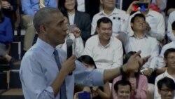 Obama pede rap a jovem vietnamita
