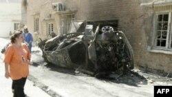 İraqın 12 şəhərində bomba hücumları olub