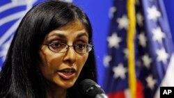 Trợ lý Ngoại trưởng Hoa Kỳ đặc trách Nam và Trung Á Nisha Biswal