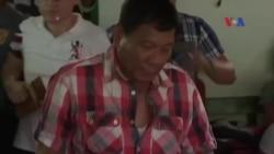 Ông Duterte dự kiến sẽ trở thành tổng thống kế tiếp của Philippines